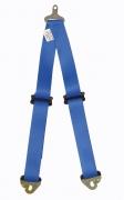 Crutch Strap Plug In 'V' Type (FIA)